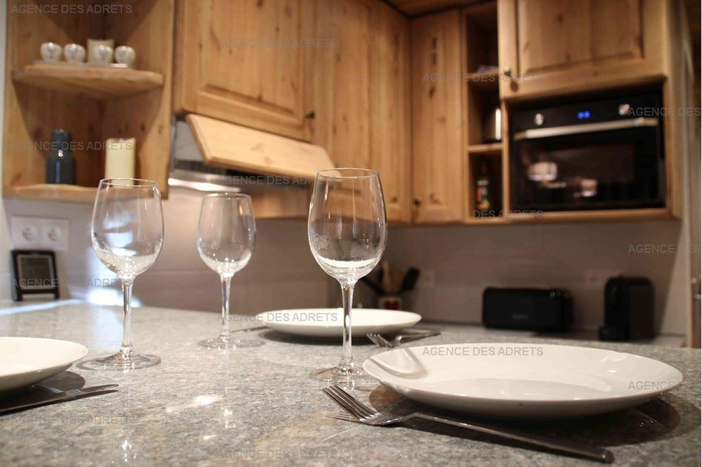 Vanoise / 2 Pièces Cabine 4 people  -  4 Flocons Argent