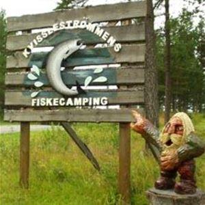 Kvissleströmmens Fiskecamping