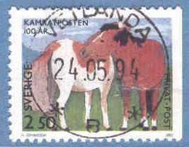 © Hvetlanda Filatelistförening, Hvetlanda Filatelistförening: Frimärksskolan