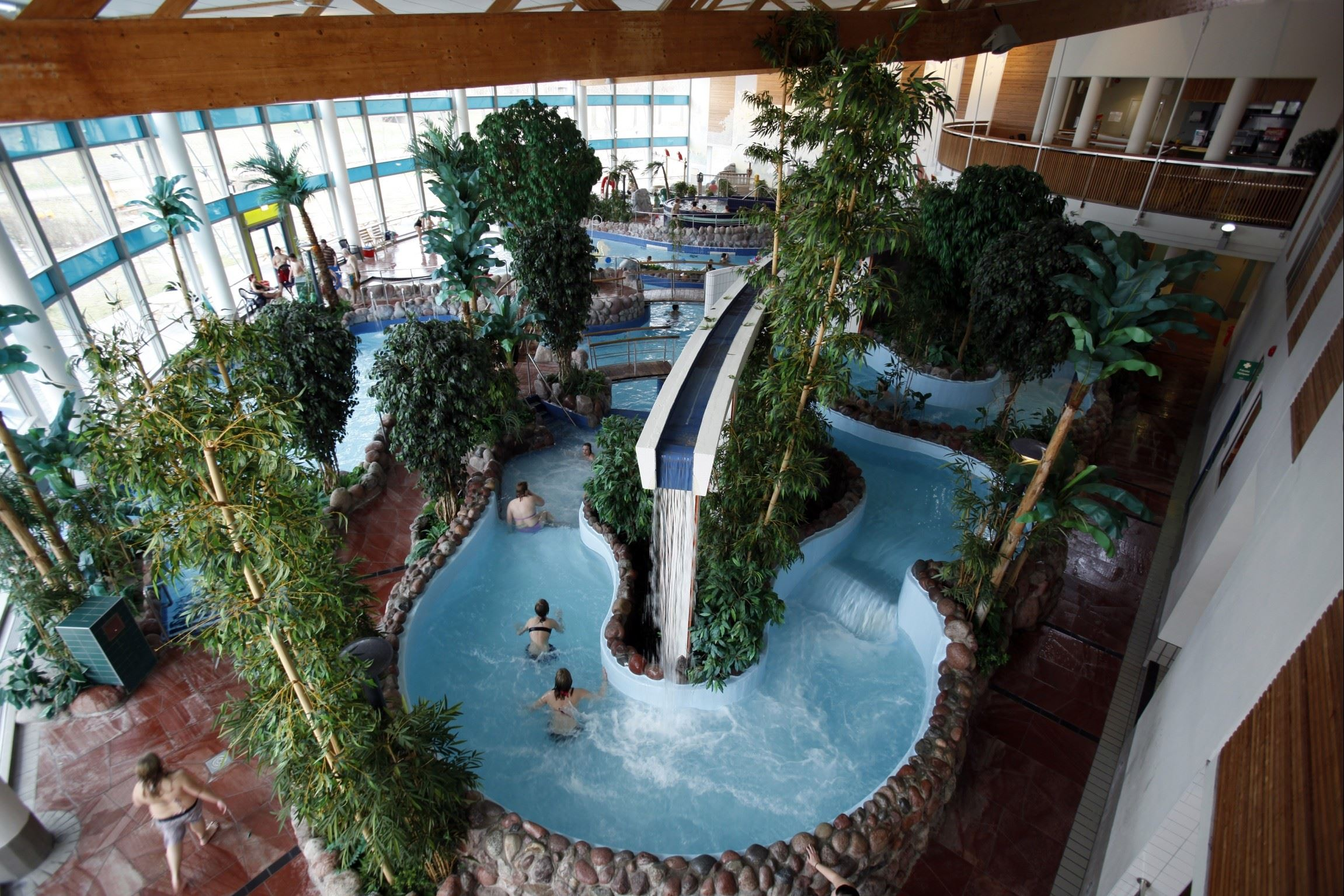 Relax - Maserhallen Aqua Nova