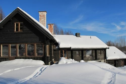 Skutan Ski Lodge