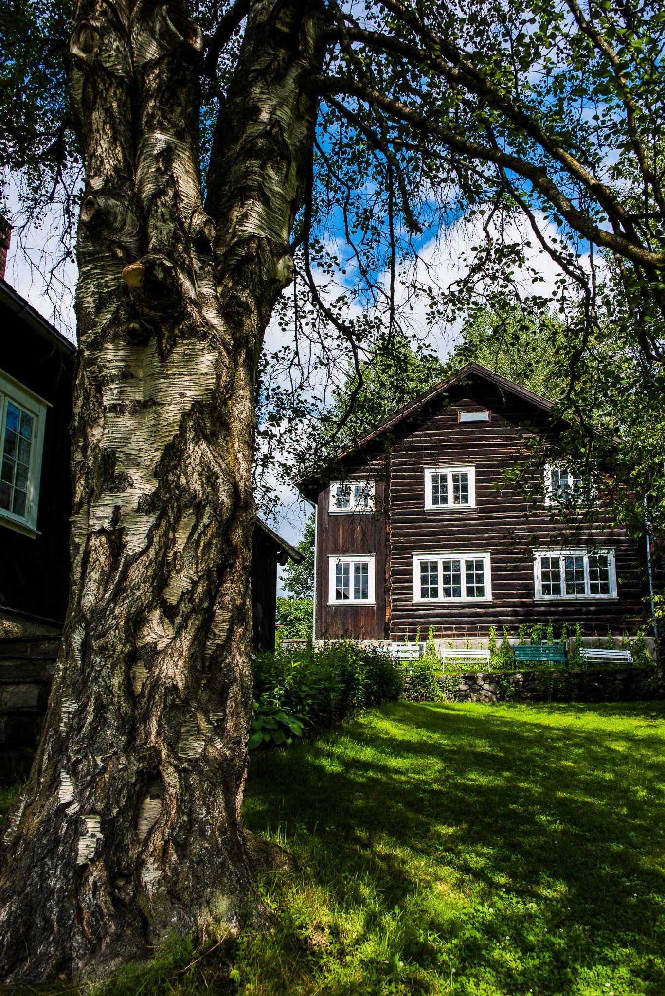 Bjerkebæk – das Zuhause von Sigrid Undsets