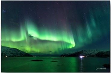 Hunt for the Northern Lights on Our Luxury Catamaran - Arctic Cruise in Norway