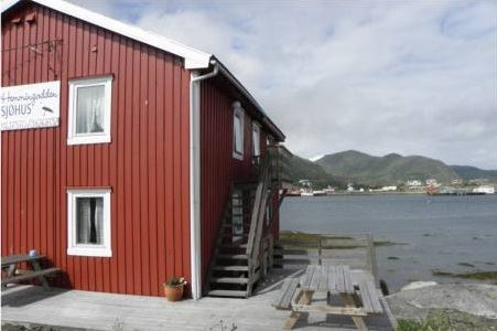 Hemmingodden Lofoten Fishing Lodge