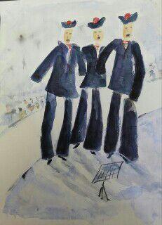 Utställning - Börje Ingvarsson
