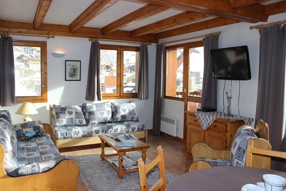 CHALET EMERAUDE 4 / APARTMENT 2 ROOMS 5 PERSONS - 2 SILVER SNOWFLAKES - VTI