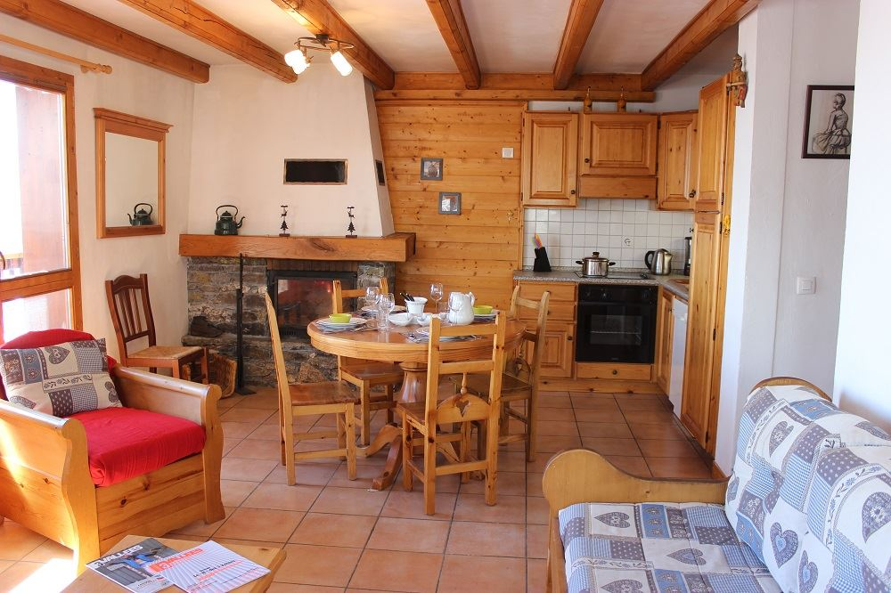 CHALET EMERAUDE 4 / 2 ROOMS 5 PERSONS - 2 SILVER SNOWFLAKES - VTI