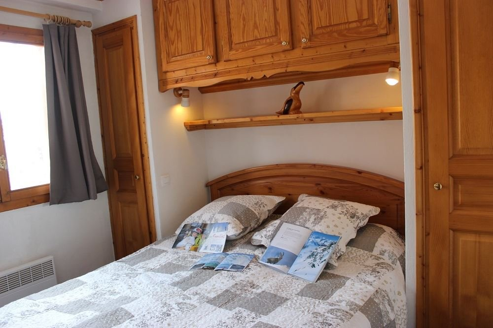 CHALET EMERAUDE N4 / 2 ROOMS 5 PEOPLE -2 SNOWFLAKES SILVER - VTI