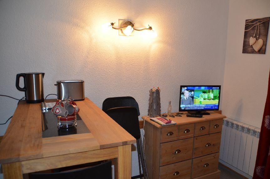 Studio cabine 3 Pers skis aux pieds / SARVAN 718