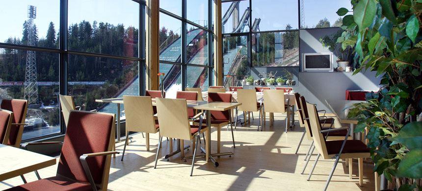Lahti Sports Centre | Restaurant Voitto