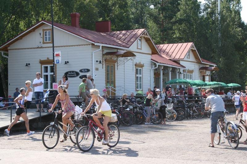 Lahti Harbour | Café Kariranta
