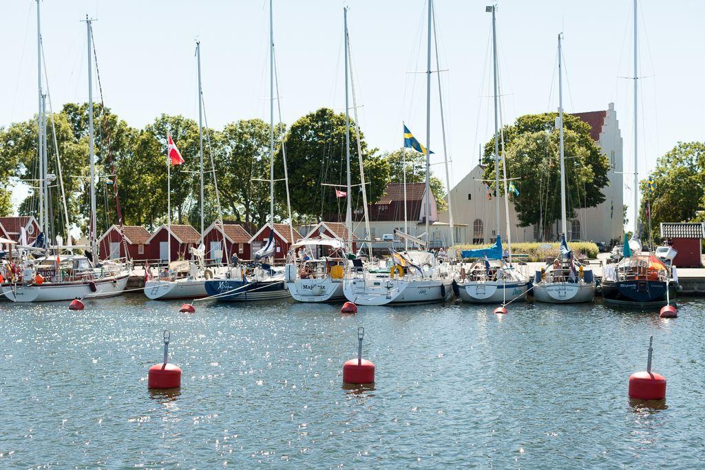 Kustvägens sparrissafari: Torhamn - Kristianopel