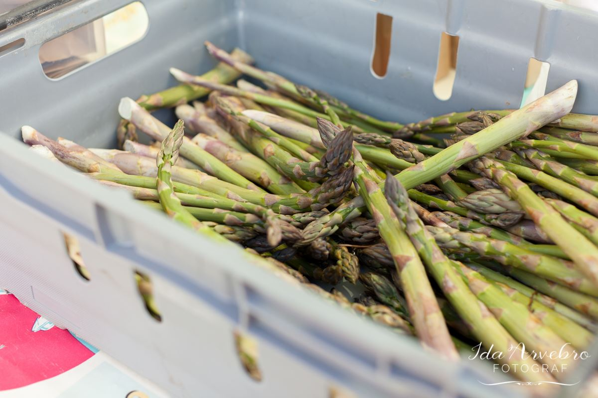 The Coast Road's Asparagus Weekend: Torhamn - Kristianopel