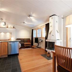 Duplex apartment on Slalomsvängen