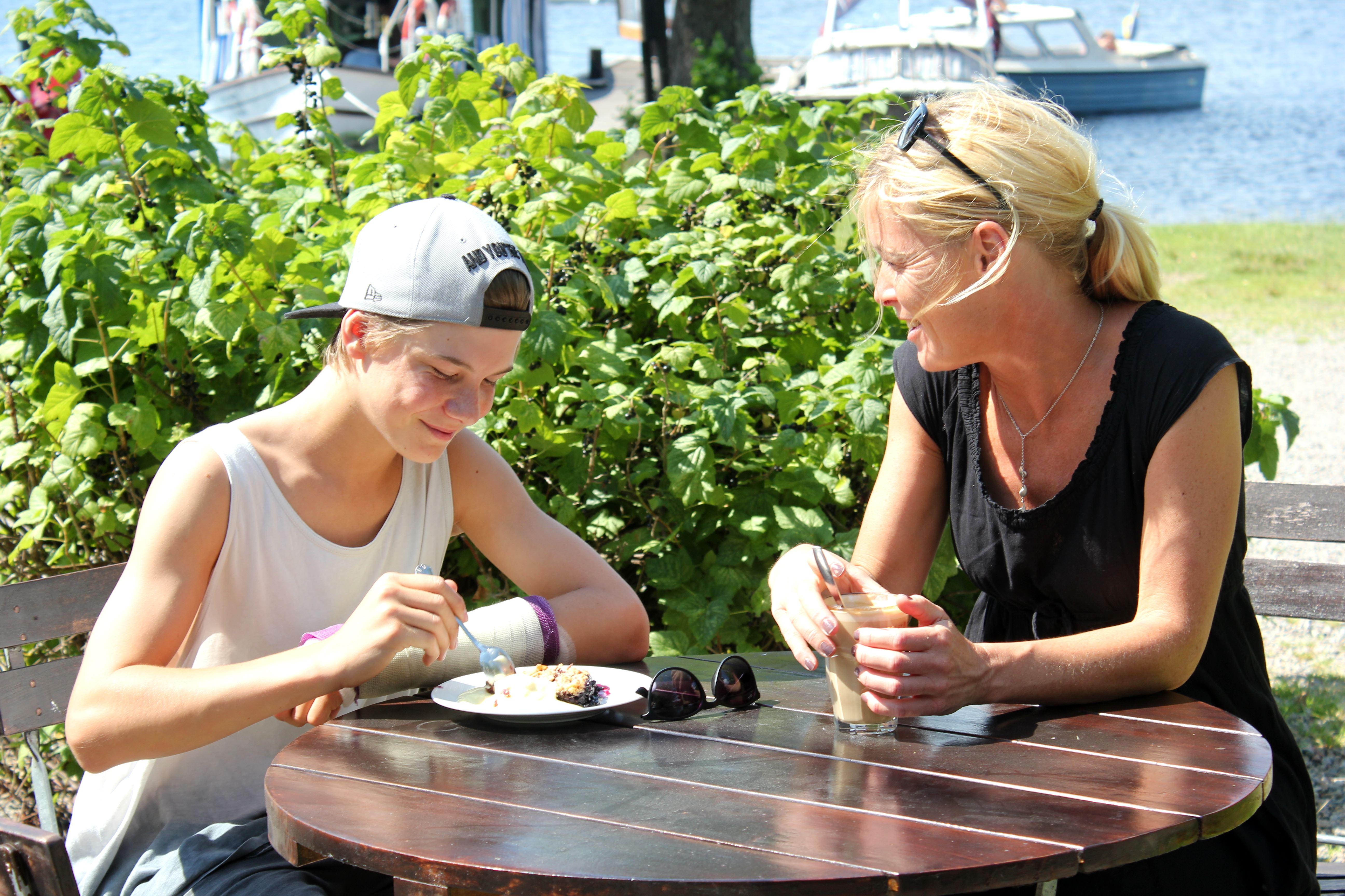 Ryttmästaregården Café & Restaurant