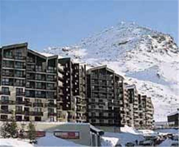 ROCHE BLANCHE 126 / STUDIO 2 PERSONS - 1 BRONZE SNOWFLAKE - VTI