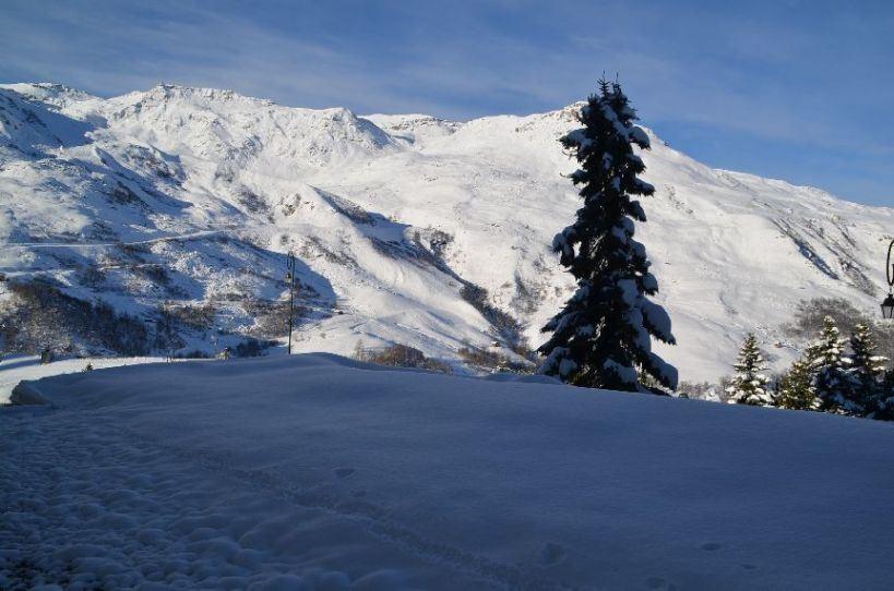 Studio 4 Pers skis aux pieds / VANOISE 13
