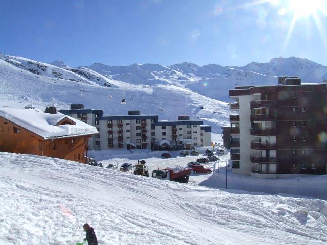 SERAC N2 / STUDIO CABIN 4 PERSONS - 1 BRONZE SNOWFLAKE - VTI