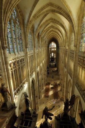 Les bâtisseurs de cathédrale : maîtres verriers (visite contée)