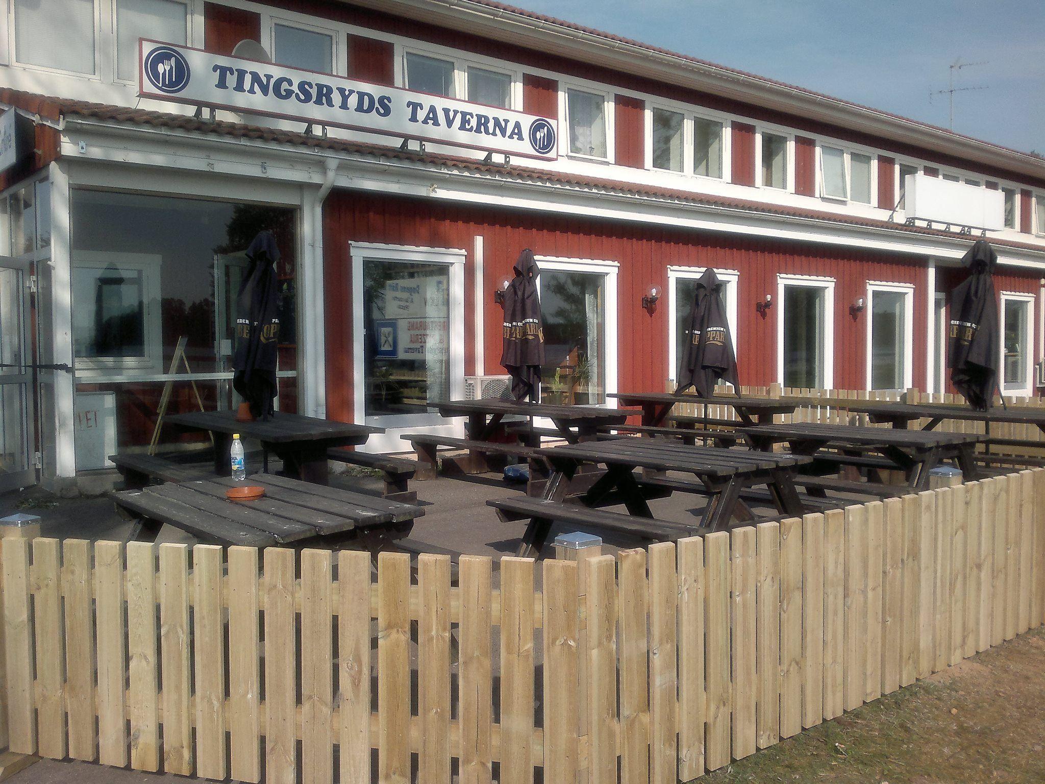 Tingsryds Taverne Stop Inn