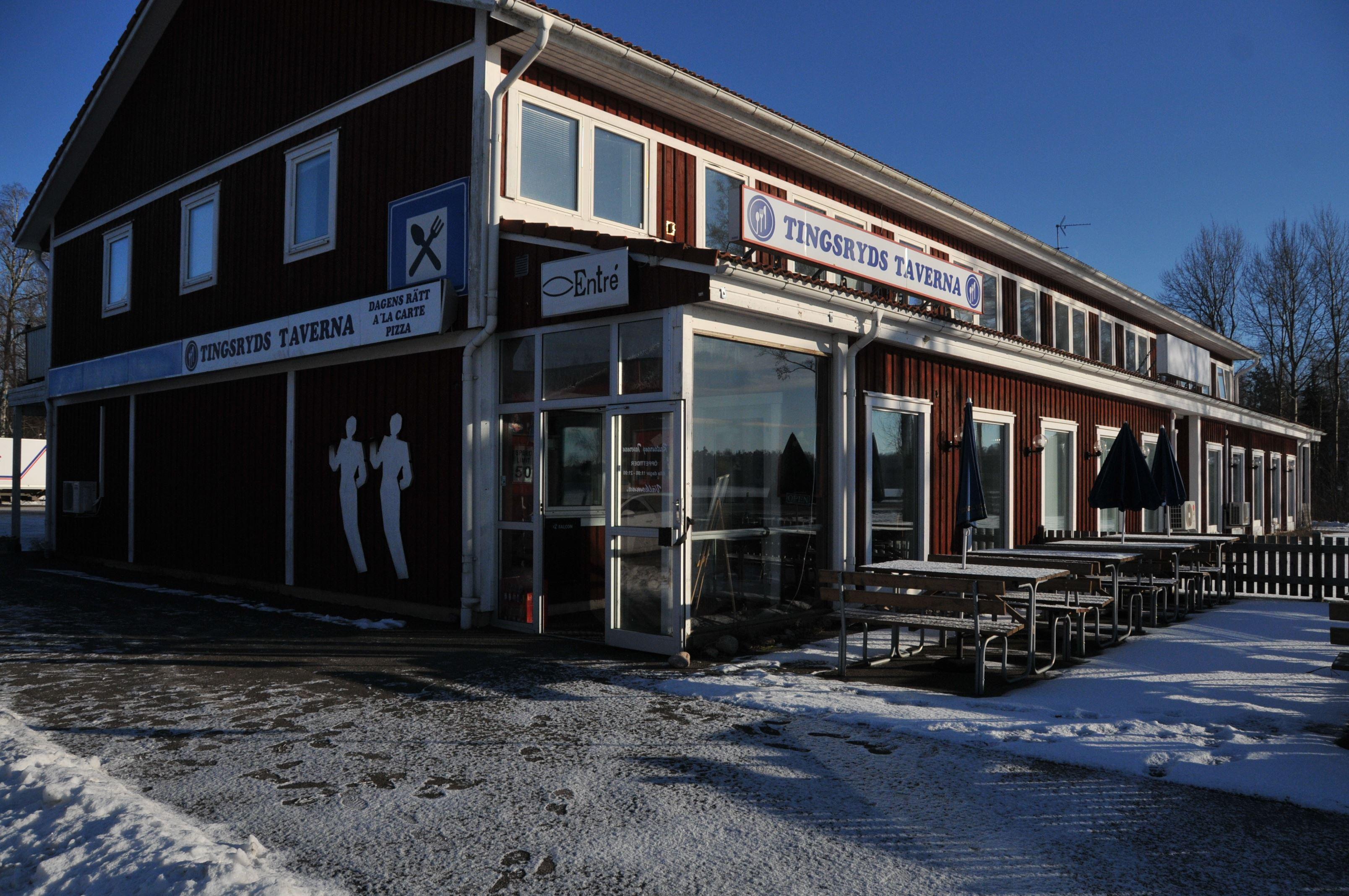 Sebastian Bocaciu, Tingsryds Taverne Stop Inn