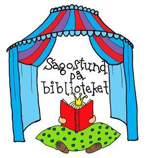 Sagostunder på Färila bibliotek