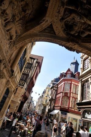 Où s'embrasser à Rouen ? - dimanche 14 février