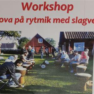 Workshop - Prova på rytmik med slagverk