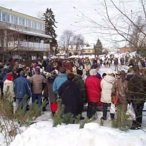 Ockelbo Winter Market