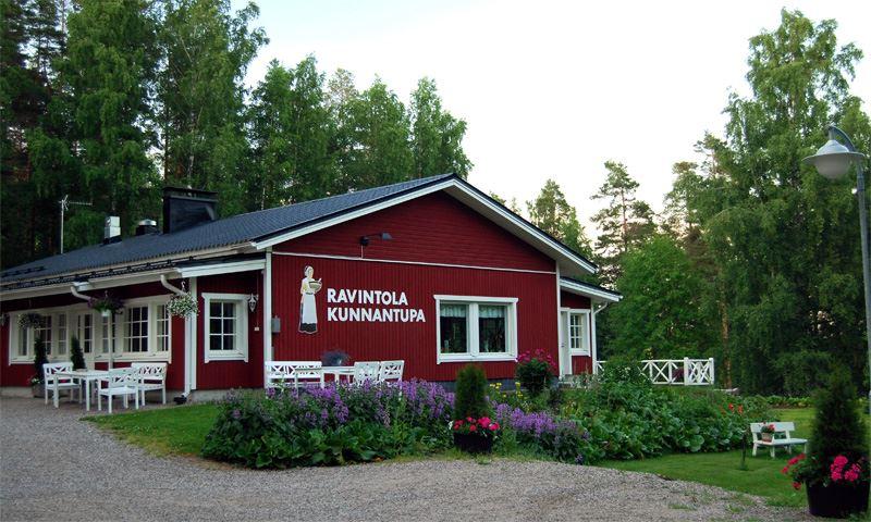 Restaurant Kunnantupa