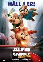 Alvin & Gänget: Gasen i botten 3D - Bio i Kilafors