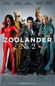 Zoolander 2 - Bio i Kilafors