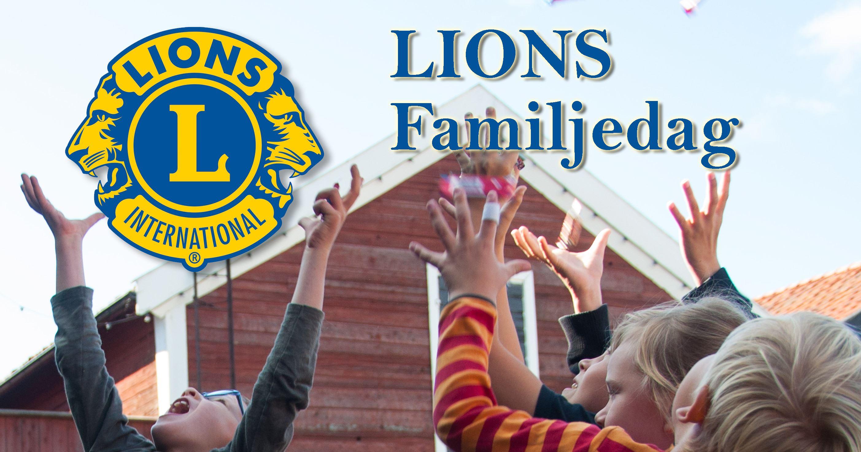 Lions familjedag på Möljen