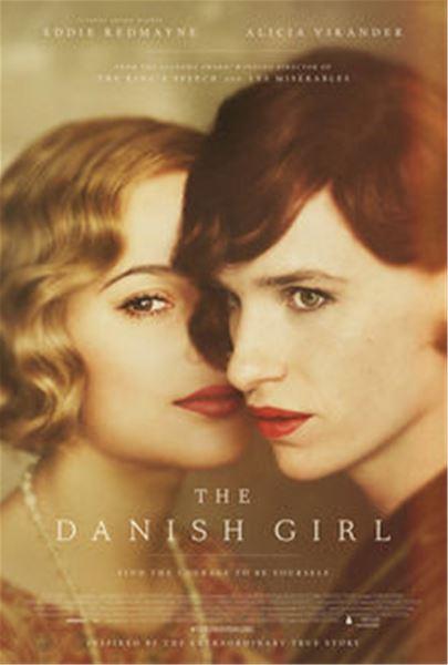 The Danish Girl - Bio i Kilafors