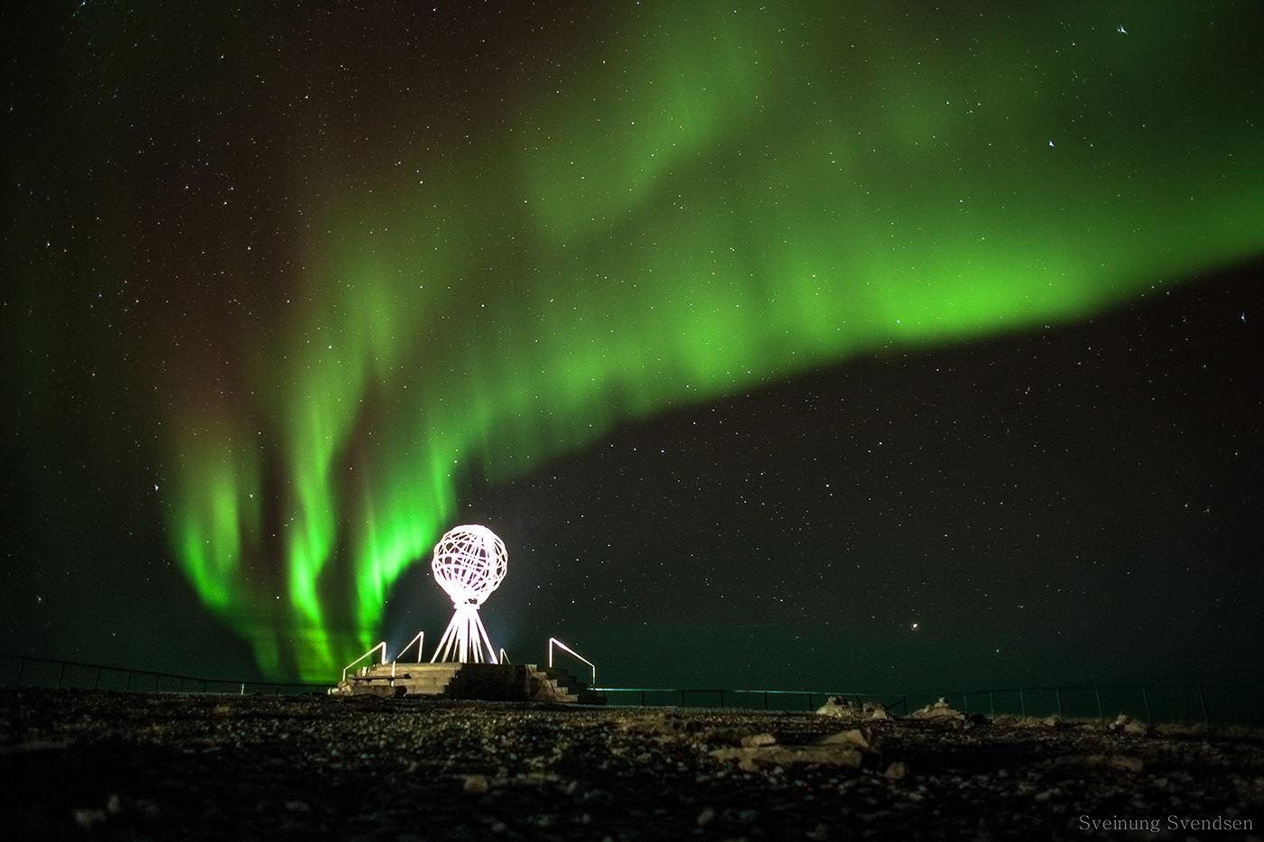 Northern Lights ATV-safari