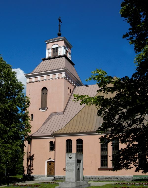 Padasjoki Church