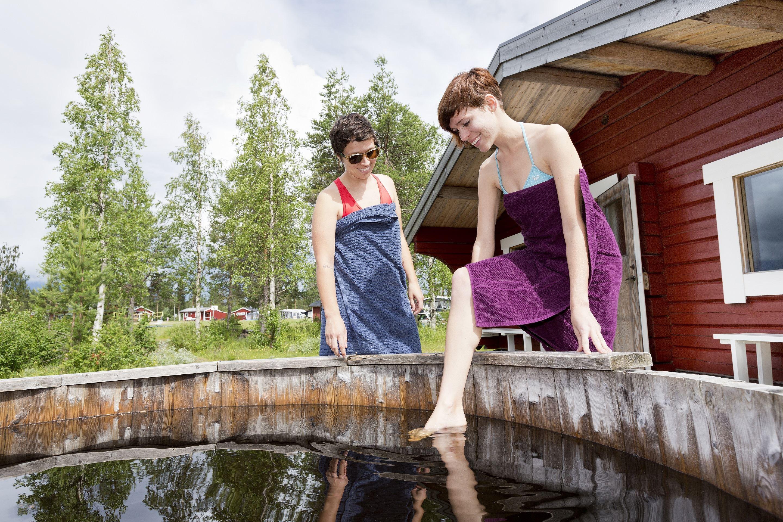 Calle Bredberg,  © Bjurholms kommun, Book a stay at Angsjöns Camping