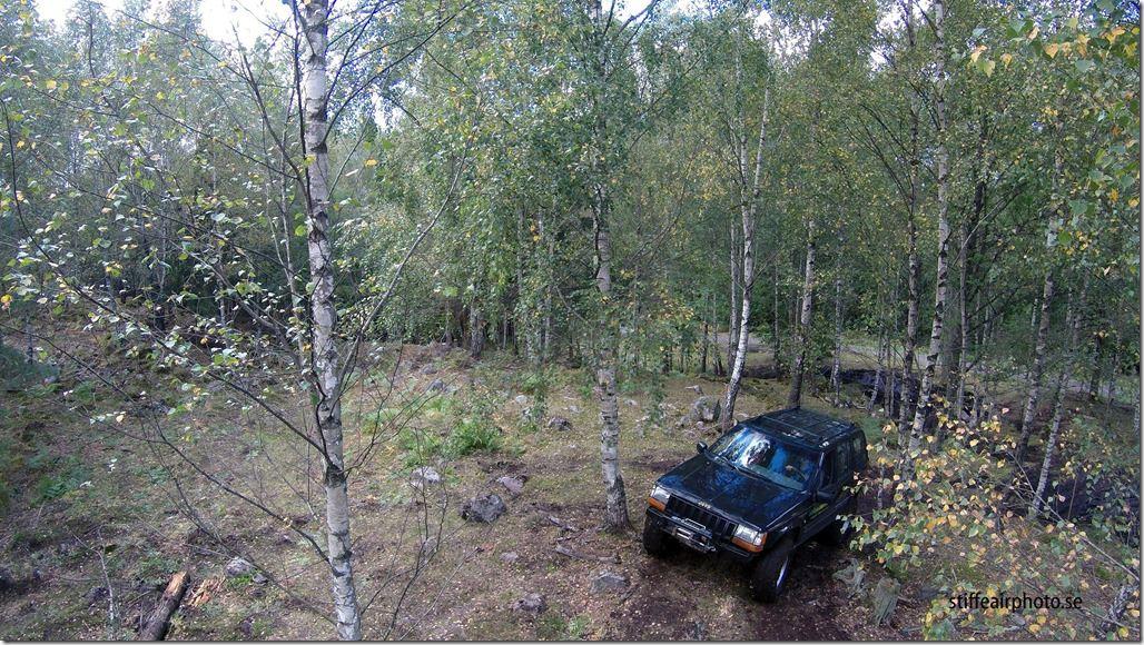 jonas ingesson , Offroadbanan - Äventyr i skog och mark