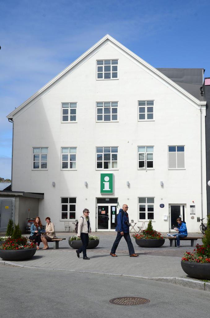 Suvernirbutikken Bodø turistinformasjon