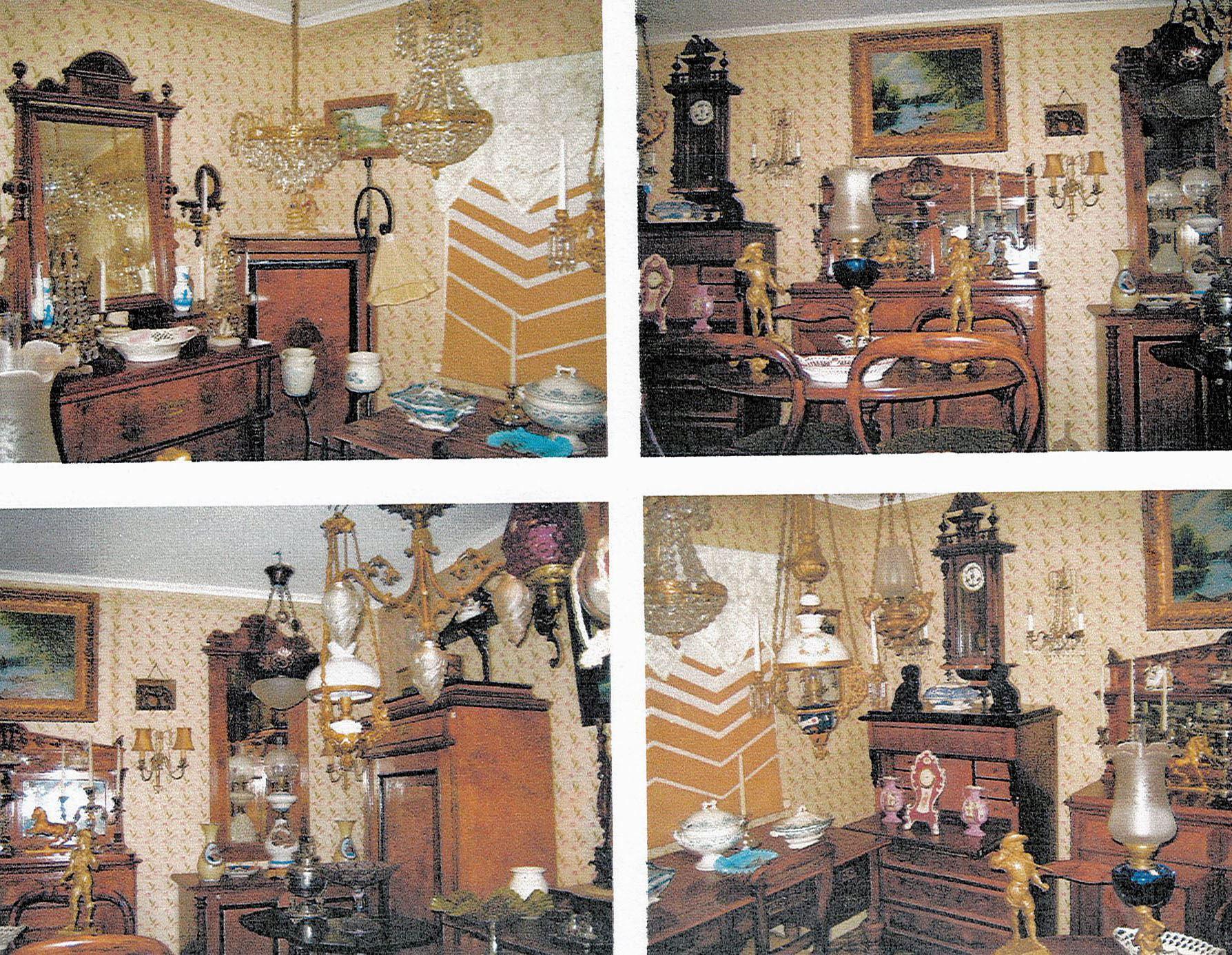 Antikt i Hörvik - Antique shop