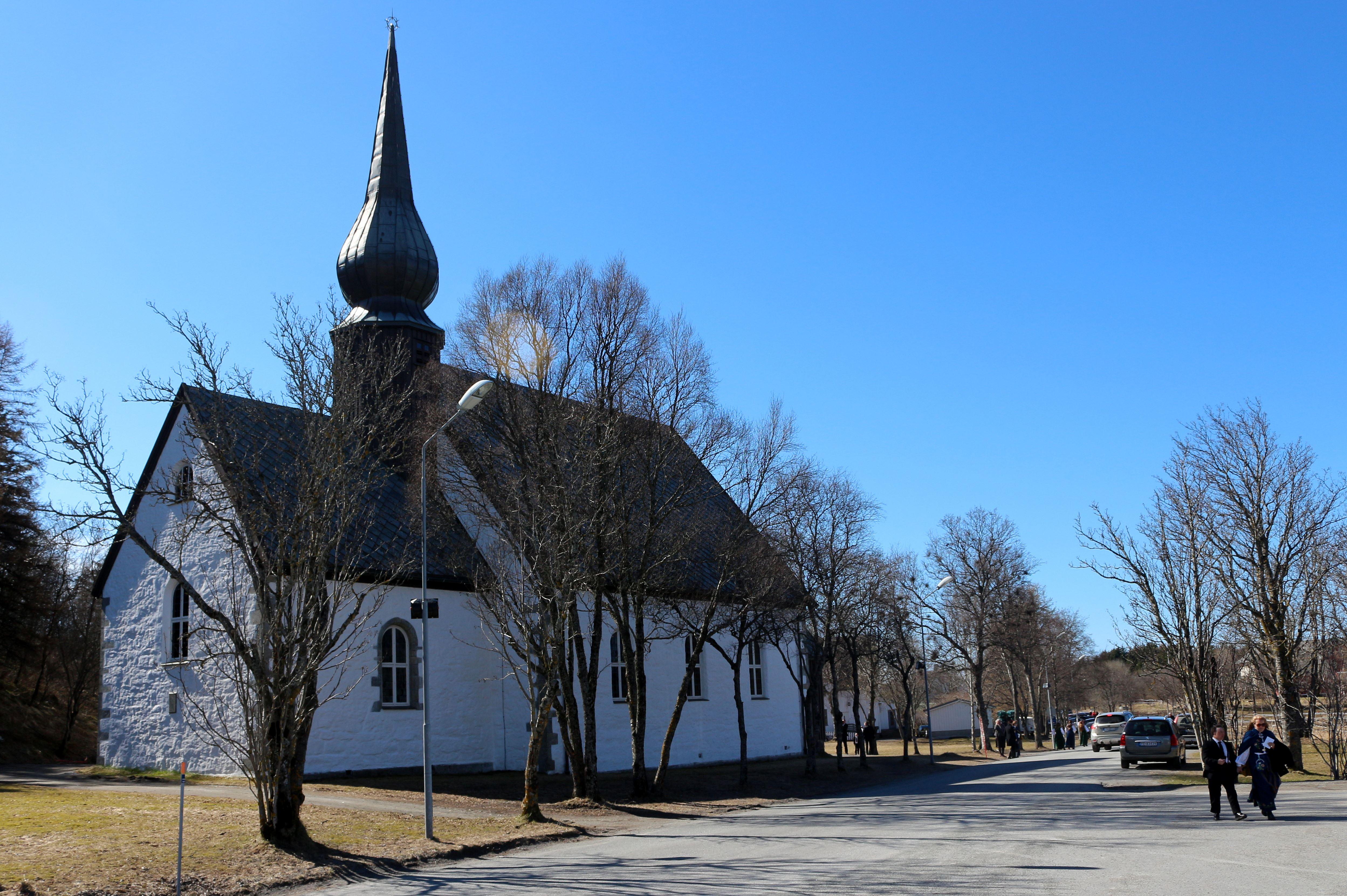 Bodin Church