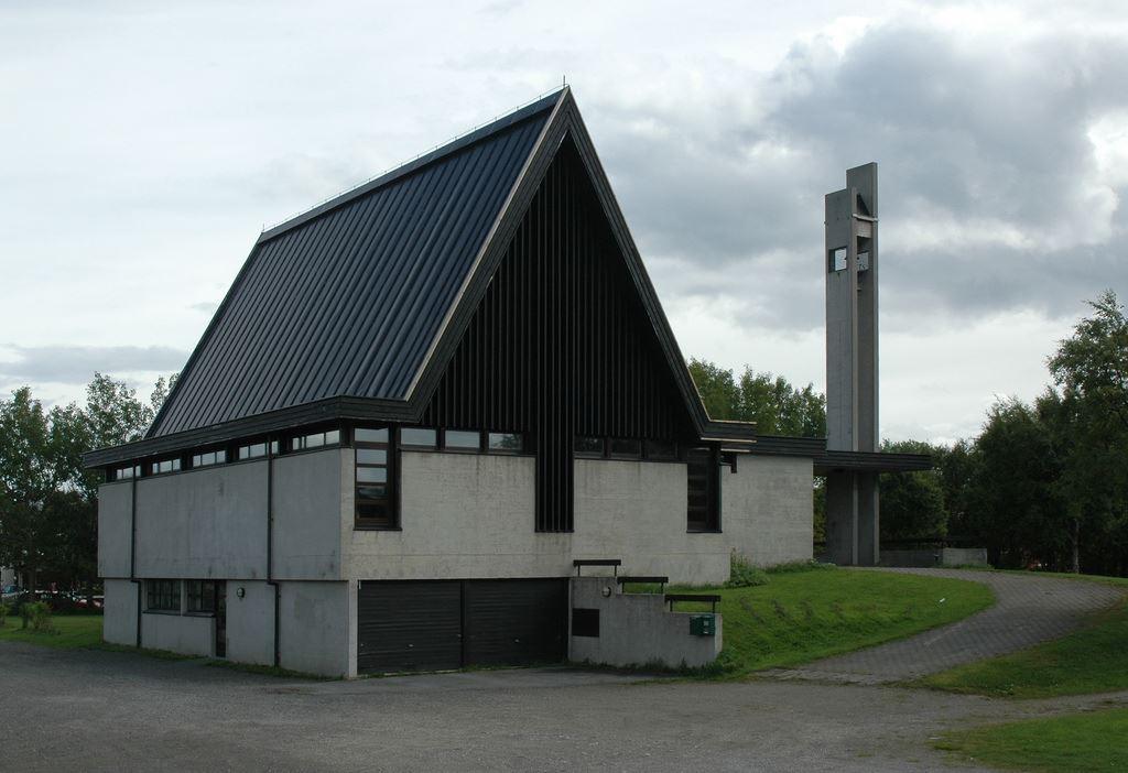 St. Eysteins Catholic Church