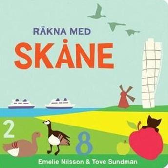 Räkna med Skåne (1-5 år)