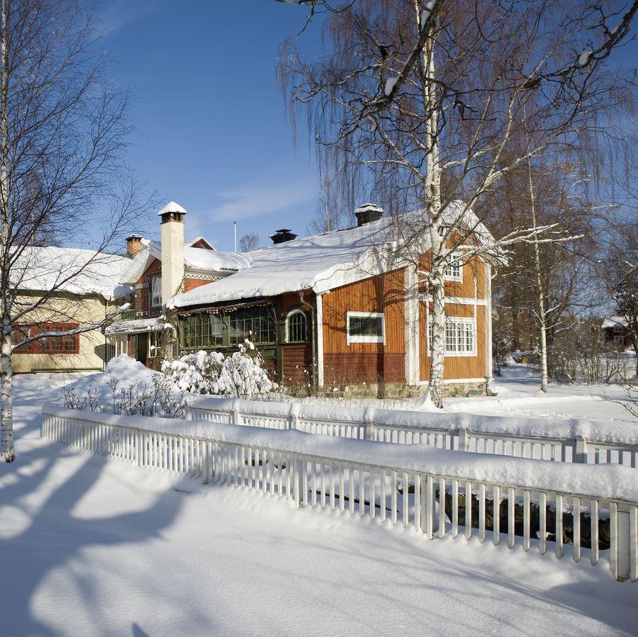 Föreläsning om Erik Axel Karlfeldt