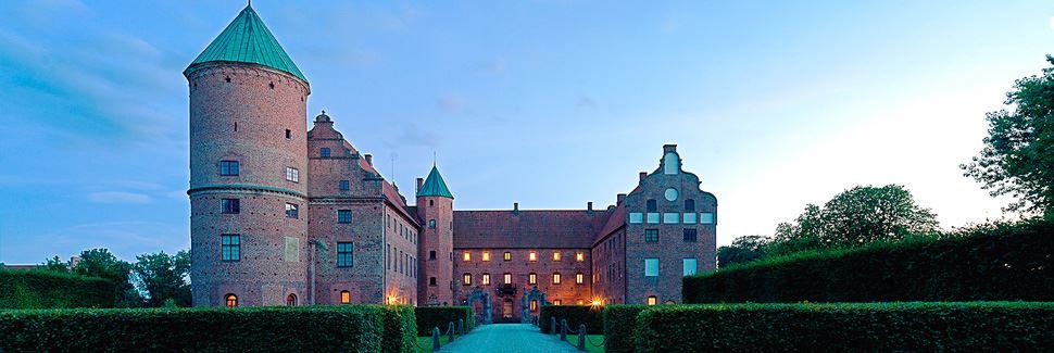 Utställning på Skarhults Slott