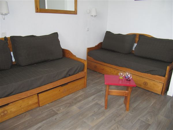 Cuzco H28 > 2 rooms + cabin - 5 People - 1 Silver Snowflake