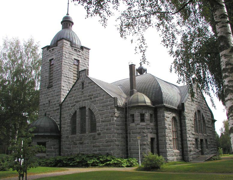 The Granite Church