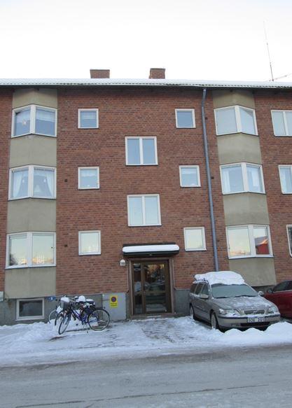 Vasaloppet Sommar. Lägenhet M129A, Millåkersgatan, Mora