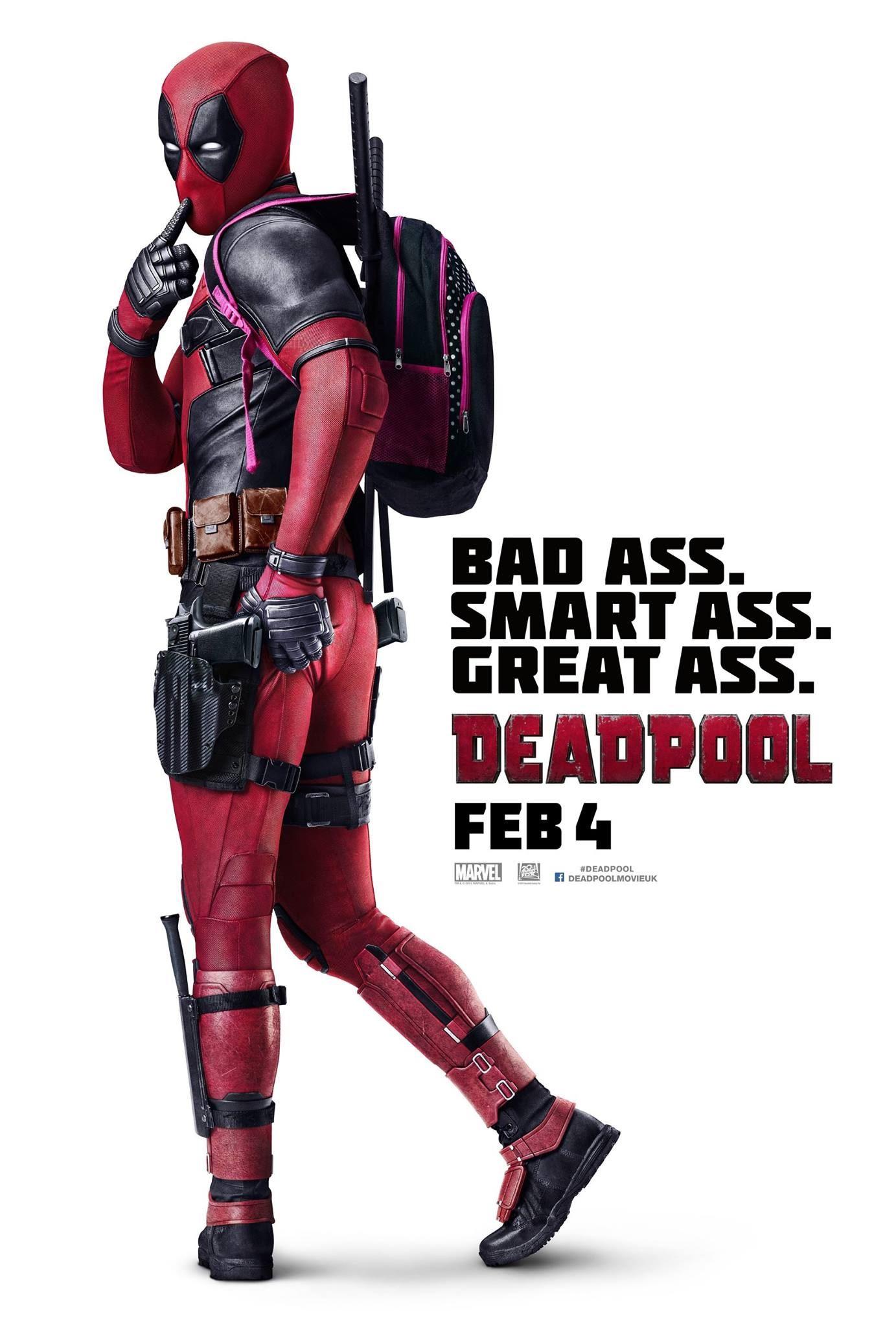 Deadpool, Röda kvarn Edsbyn