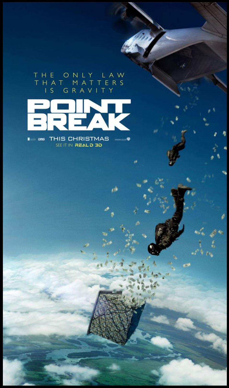 Point Break 3D, Röda kvarn Edsbyn